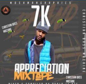 Pablo Lee Bee – 7K Appreciation Mix (#MfanaTupa GangsterMusiQ)