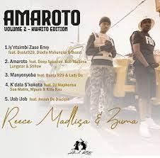 Reece Madlisa X Zuma – AmaRoto Vol 2 (Kwaito Edition)