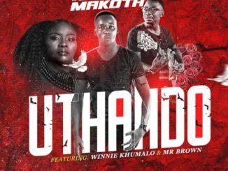Romeo Makota – Uthando ft. Winnie Khumalo & Mr Brown