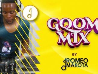 Romeo Makota Gqom Mix (02 August 2019)