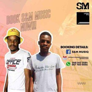 Sushi Da Deejay & Mthetho The Law (S & M MusiQ) – Hlasela