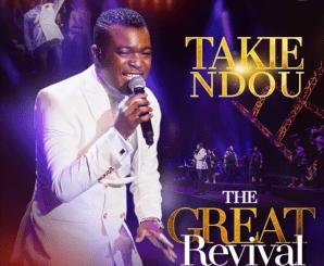 Takie Ndou – Ngizophumelela (Live)