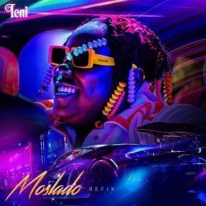 Teni - Moslado Amapiano Remix Ft. DJ Six7even
