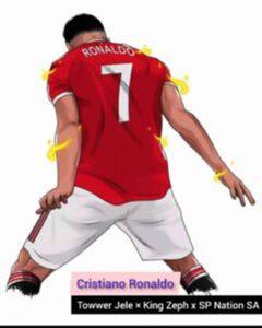 Towwer Jele, King Zeph & SP Nation SA – Christiano Ronaldo